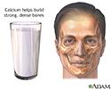 Calcium and bones